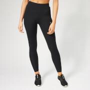Calvin Klein Performance Women's Full Length Tights - CK Black