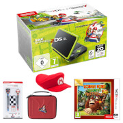New Nintendo 2DS XL Mario and Donkey Kong Pack