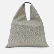 MM6 Maison Margiela Women's Japanese Tartan Bag - Black/White