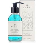 Avant Skincare Blue Volcanic Stone Purifying and Antioxydising Cleansing Gel 100ml