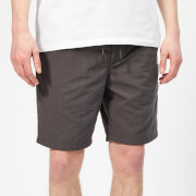 Folk Men's Painters Shorts - Graphite