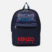 KENZO Men's Neoprene Rucksack - Navy