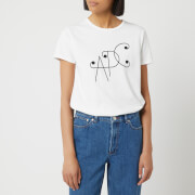 A.P.C. Women's Klee T-Shirt - White