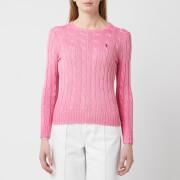 Polo Ralph Lauren Women's Julianna Sweater - Candy Pink
