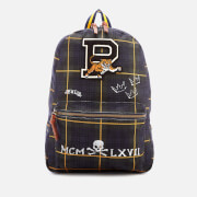 Polo Ralph Lauren Men's Canvas Backpack - Gordon Tartan