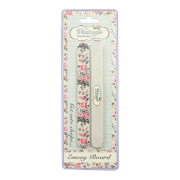 The Vintage Cosmetic Company Floral Emery Boards (Pack of 2)