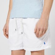 Polo Ralph Lauren Men's Traveller Swim Shorts - White