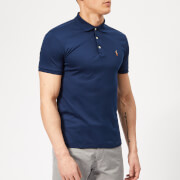 Polo Ralph Lauren Men's Pima Cotton Slim Fit Polo Shirt - Holiday Navy