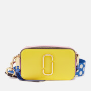 Marc Jacobs Women's Snapshot Bag - Lemon Multi
