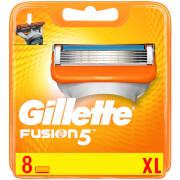 Fusion5 Razor Blades for Men - 8 Count