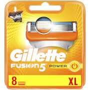 Gillette Fusion5 Power Razor Blades (8 Pack)