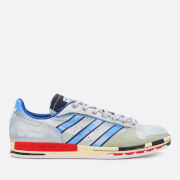 adidas by Raf Simons Men's Micropacer Stan Smith Trainers - Silver MT