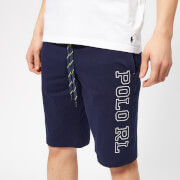 Polo Ralph Lauren Men's Cotton Slim Shorts - Cruise Navy