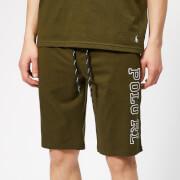 Polo Ralph Lauren Men's Cotton Slim Shorts - Spanish Olive