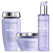 Kérastase Blond Absolu Ultra Violet Shampoo, Treatment and Masque Trio