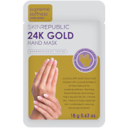 Skin Republic 24K Gold Foil Hand Mask 18g