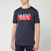 HUGO Men's Dolive T-Shirt - Dark Blue