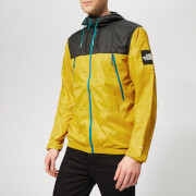 The North Face Men's 1990 Seasonal Mountain Jacket - Leopard Yellow/Asphalt Grey