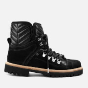 Ganni Women's Winter Hiking Boots - Black