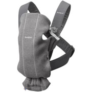 BABYBJÖRN Baby Mini Carrier - Dark Grey