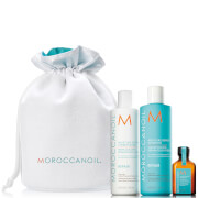 Moroccanoil Beauty in Bloom Set - Moisture Repair (Worth £48.15)