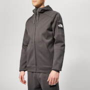 The North Face Men's Fine Full Zip Hoodie - Asphalt Grey