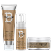 TIGI Bed Head for Men Hair Thickening and Styling Set