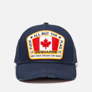 Dsquared2 Men's Flag Cap - Navy