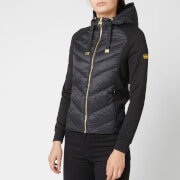 Barbour International Women's Engelberg Overlayer - Black