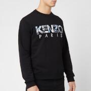 KENZO Men's Classic Kenzo Paris Sweatshirt - Black