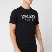 KENZO Men's Paris T-Shirt - Black