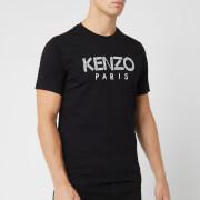 KENZO Men's Paris T-Shirt - Black
