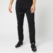 KENZO Men's Mixed Mesh Sweatpants - Black