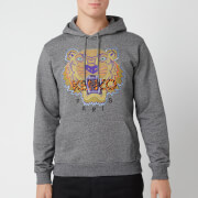 KENZO Men's Hiking Tiger Hoodie - Anthracite