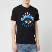 KENZO Men's Classic Eye T-Shirt - Black