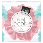 invisibobble Sprunchie Spiral Hair Ring Scrunchie - Prima Ballerina