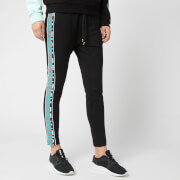 P.E Nation Women's Double Block Trackpants - Black