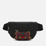 KENZO Contrast Cross Body Bag - Black