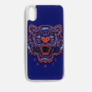 KENZO iPhone XS Case - Deep Sea Blue