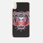 KENZO iPhone X Max Case - Black/Pink