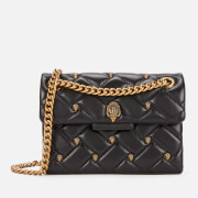 Kurt Geiger London Women's Leather Mini Kensington Bag - Black