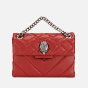 Kurt Geiger Women's Mini Kensington Cross Body Bag - Red