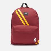Vans X Harry Potter Gryffindor Backpack - Red