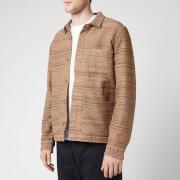 Folk Men's Assembly Jacket - Oatmeal Texture