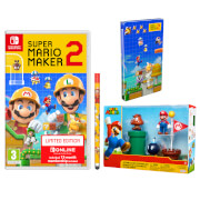 Super Mario Maker 2 Limited Edition Pack (Diorama Set)