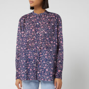 Isabel Marant Étoile Women's Mexika Blouse - Midnight