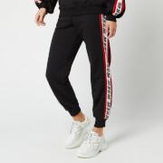 MSGM Women's Sweatpants - Black