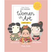 Bookspeed: Little People Big Dreams: Women in Art