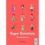 Bookspeed: Super Scientists