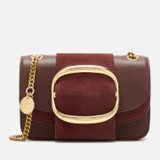 See By Chloé Women's Hopper Cross Body Bag - Burgundy